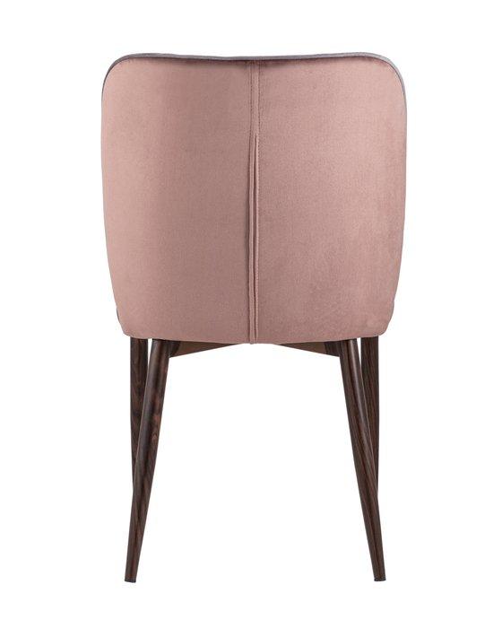 Стул Лоренс пыльно-розового цвета