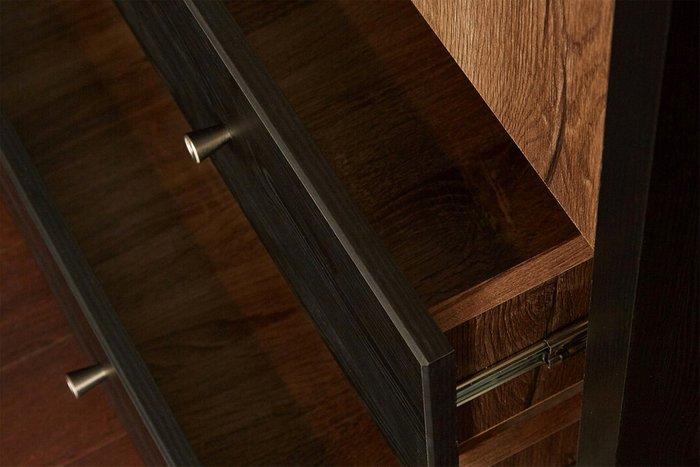 Шкаф распашной Jagger цвета Дуб монастырский