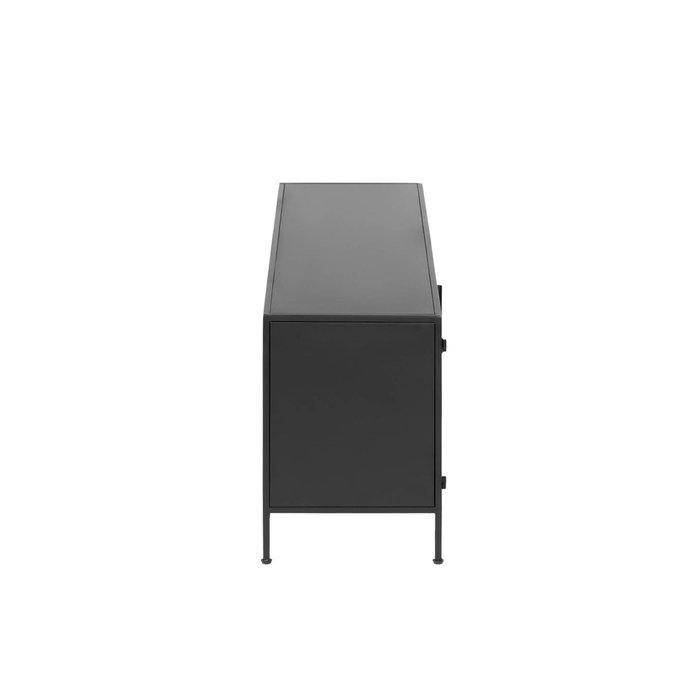 Тумба под ТВ Shantay черного цвета
