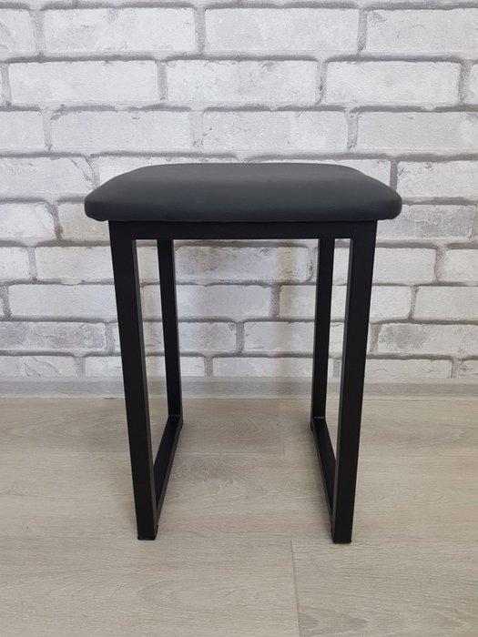 Табурет Саен черного цвета