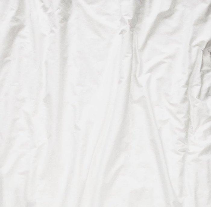 Простыня белая 160х220