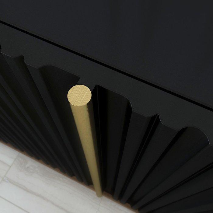 Комод Fornetti черного цвета