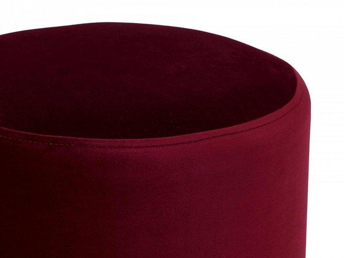 Пуфик Drim бордового цвета