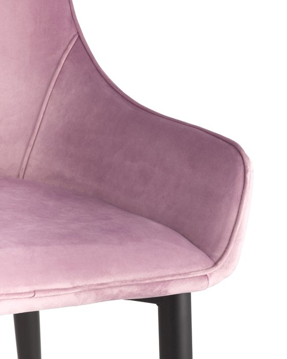 Стул Диана лилового цвета