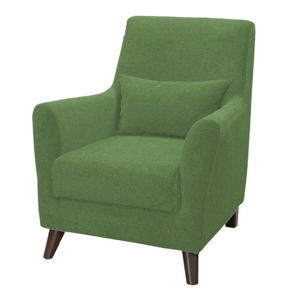 Кресло Либерти зеленого цвета