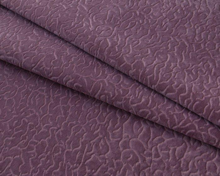 Покрывало Uno Senora Plum 140x210 фиолетового цвета