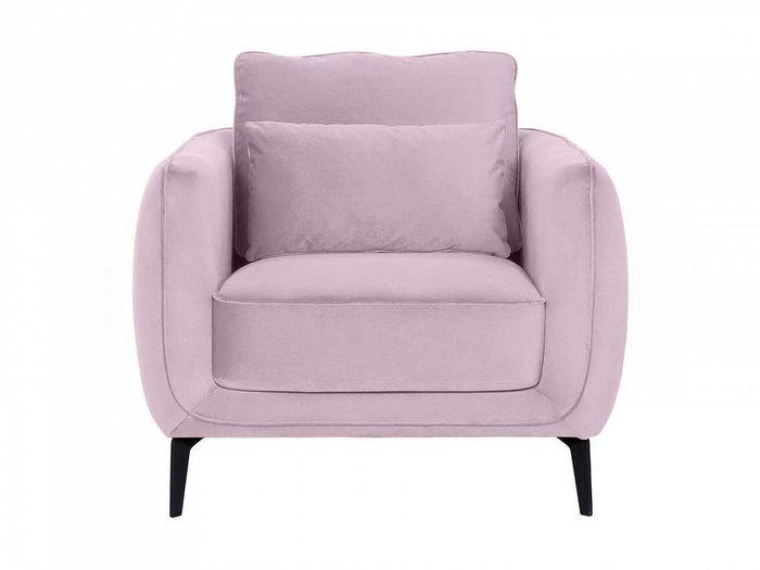 Кресло Amsterdam лилового цвета