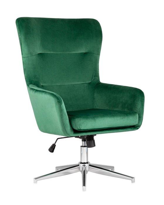 Кресло Артис зеленого цвета