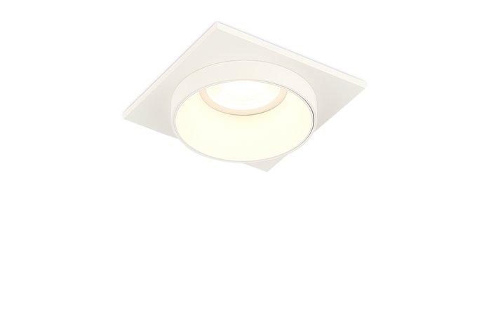Встроенный светильник Avrila белого цвета