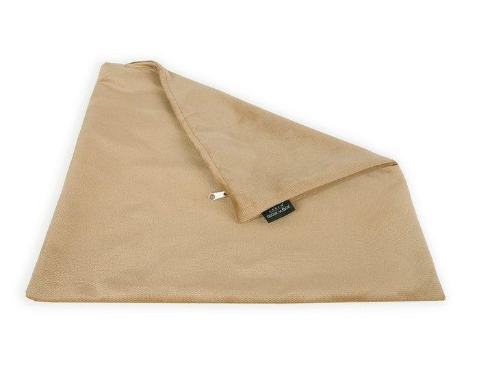 Чехол для подушки Lecco Quartz бежевого цвета