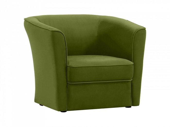 Кресло California зеленого цвета