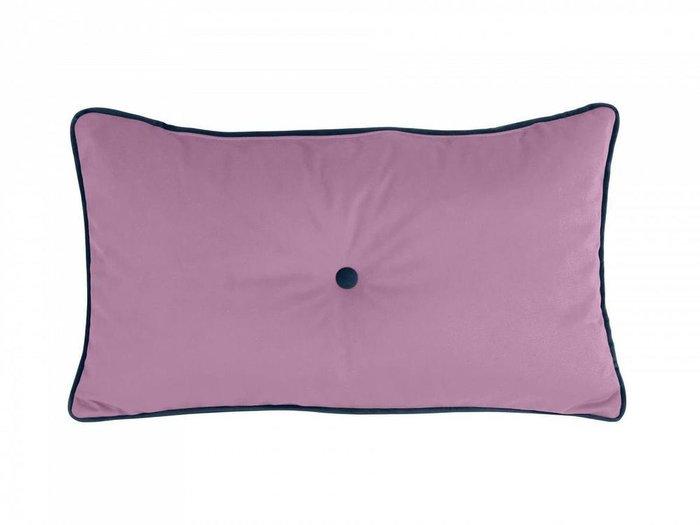 Подушка декоративная Pretty лилового цвета