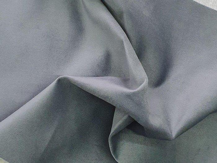 Угловой диван-кровать Даллас серого цвета