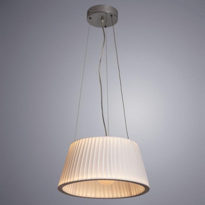 Подвесной светильник Signora белого цвета