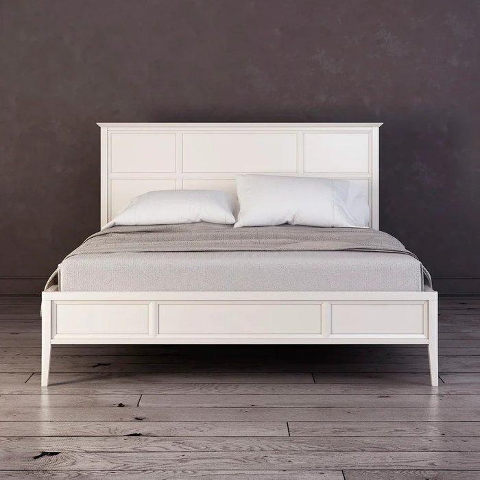 Кровать Ellington белого цвета 160х200