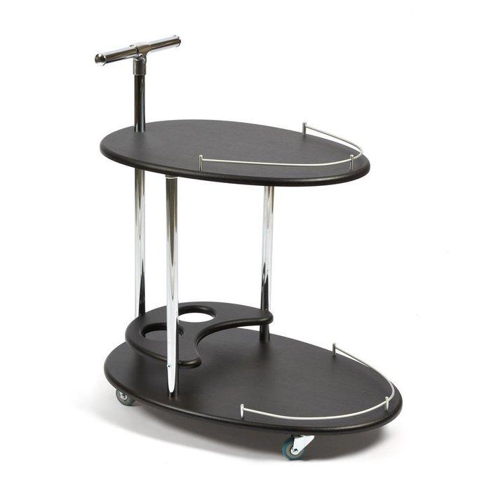 Стол сервировочный Fairport цвета венге