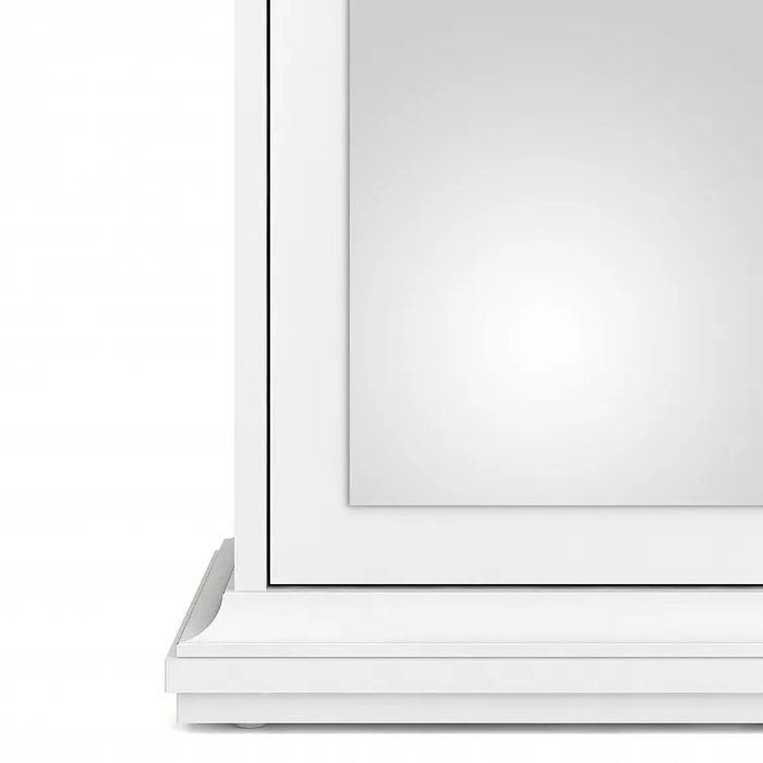 Шкаф Шарли с зеркальным фасадом