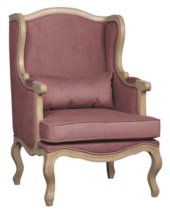 Кресло Сезарина терракотового цвета