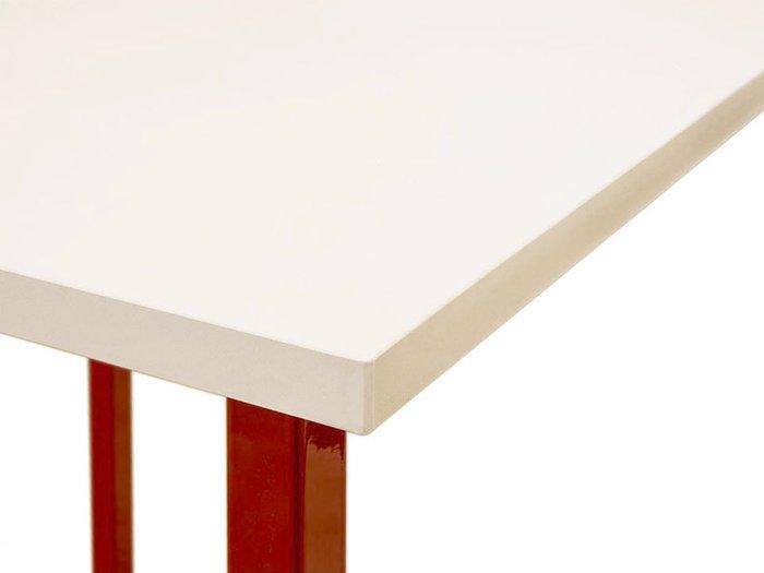 Стол Board с белой столешницей