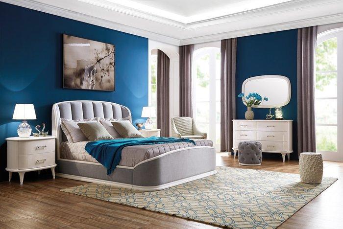 Кровать Roma с решеткой 180х200