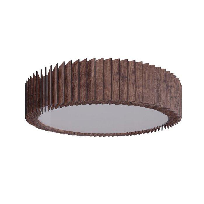 Потолочный светильник Rotor из американского ореха L