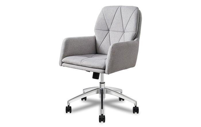 Кресло Shannon серого цвета