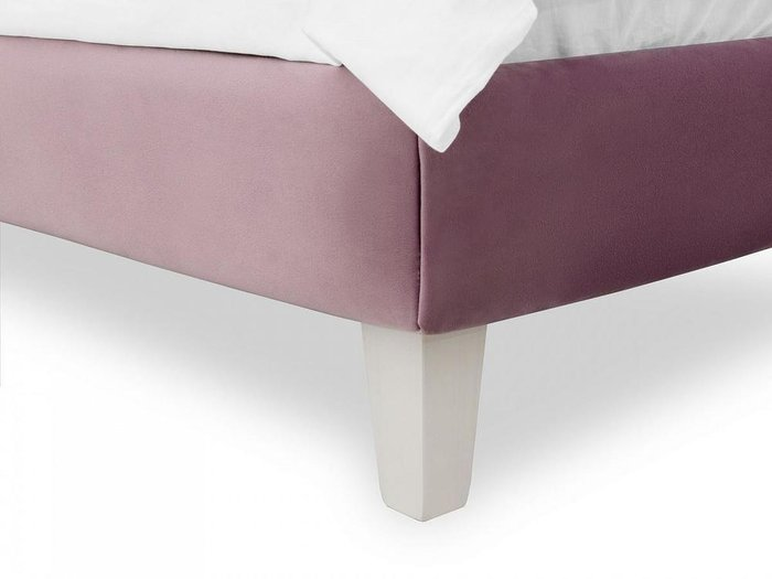 Кровать Candy лилового цвета 80х160