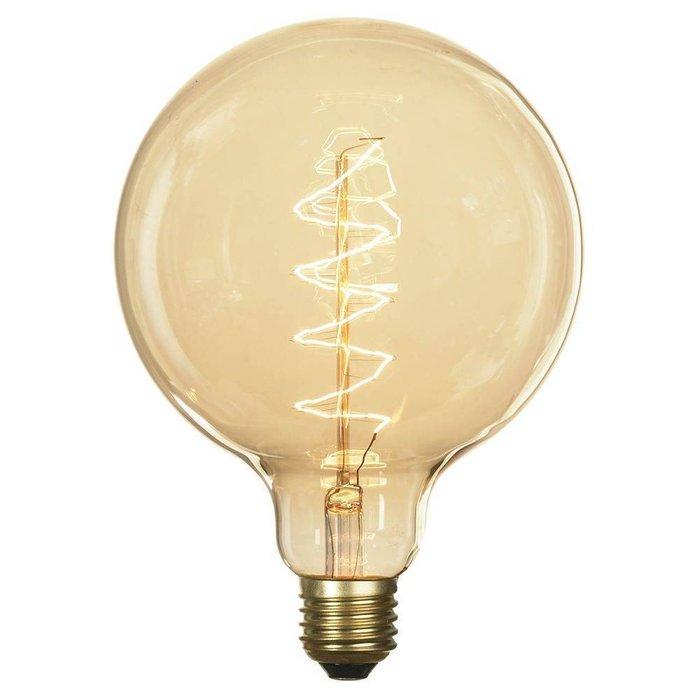Лампа накаливания Шар прозрачный
