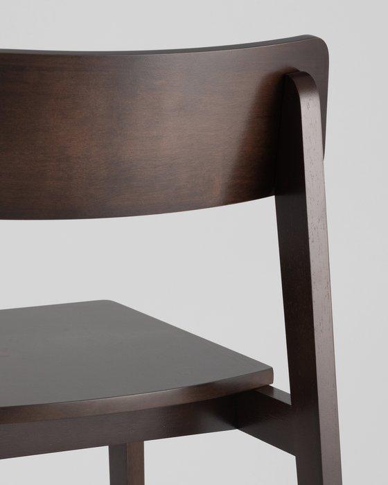Стулья Oden темно-коричневого цвета