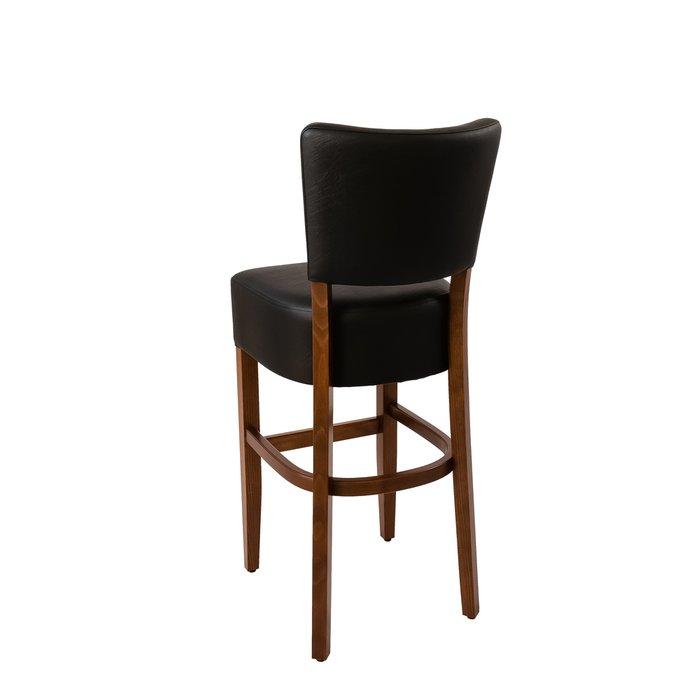 Барный стул Isabela черного цвета