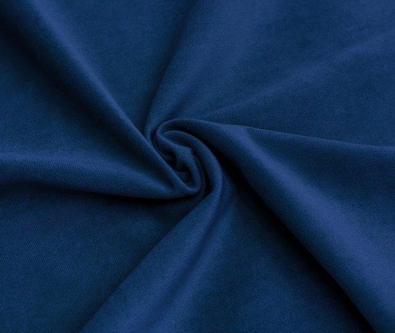 Мягкая зона Cosmo правый синего цвета