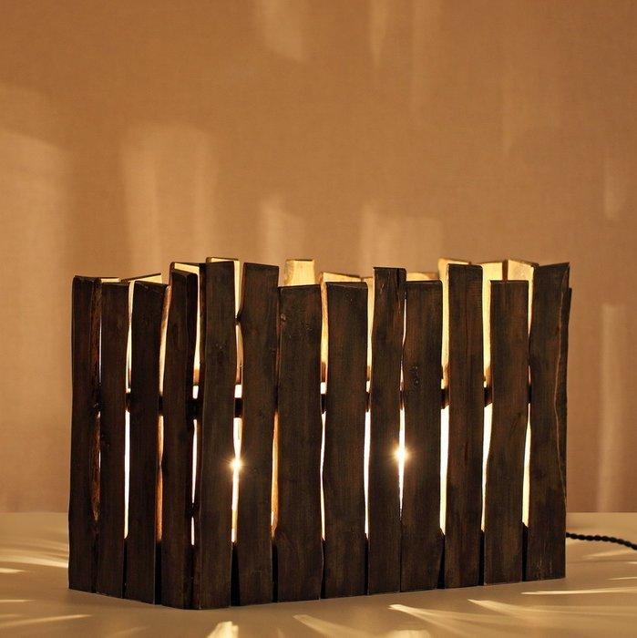 Настольная лампа Quattro Fence