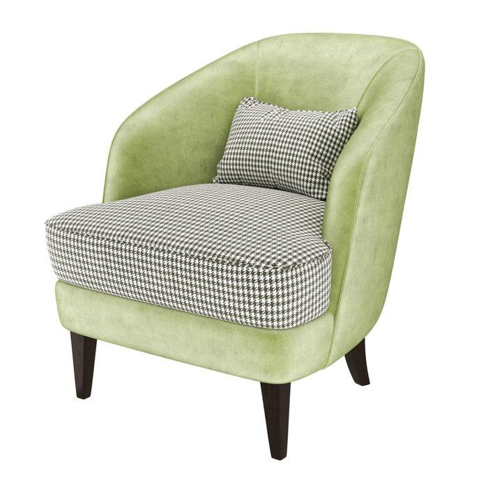 Кресло Ruta светло-зеленого цвета