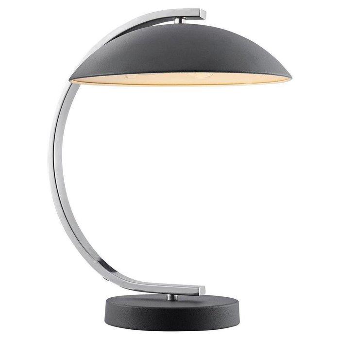 Настольная лампа Falcon черного цвета