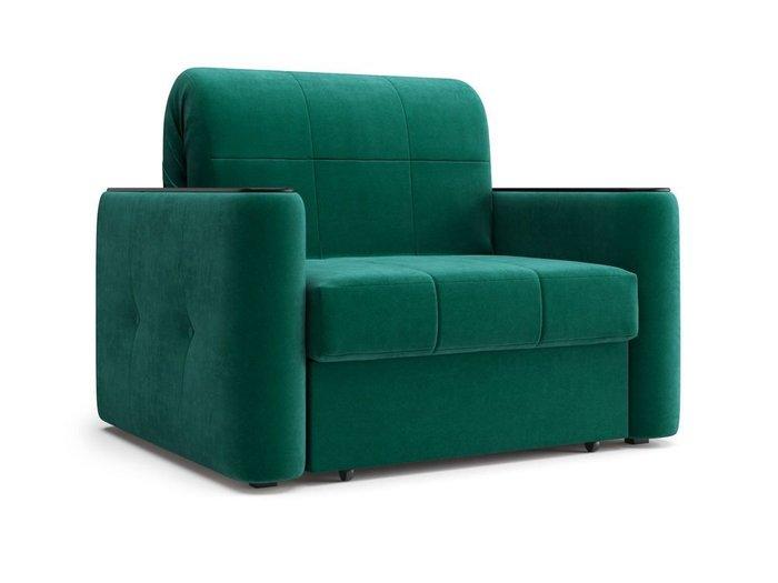 Кресло-кровать Ницца серого цвета