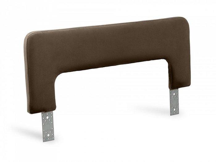 Кровать Candy 80х160 темно-коричневого цвета