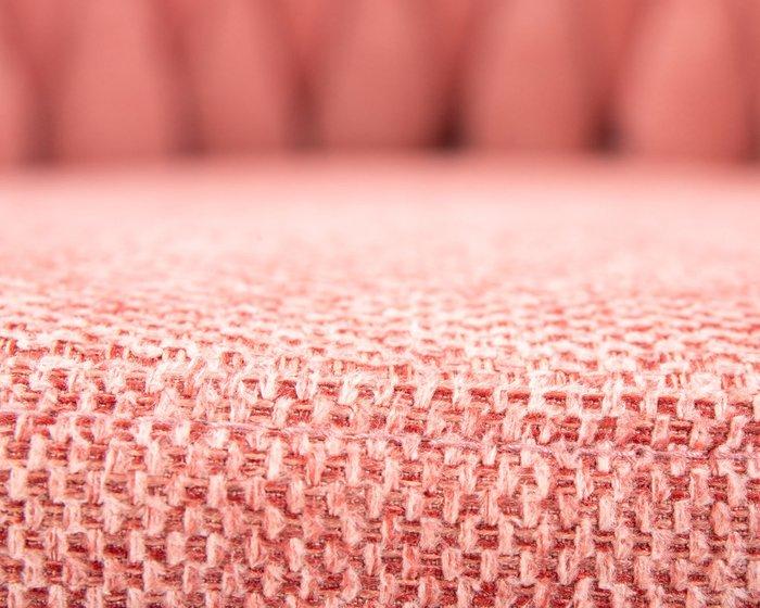 Стул барный Leon розового цвета