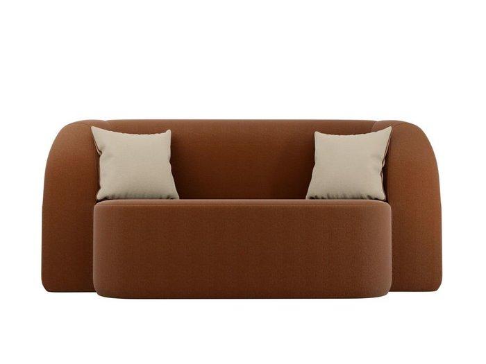 Диван-кровать Томас коричневого цвета