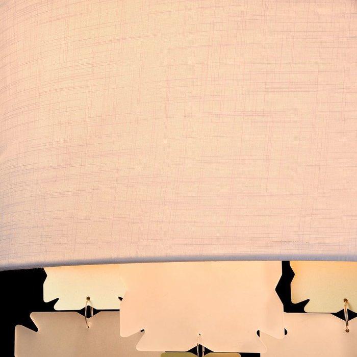 Бра Valencia с абажуром белого цвета