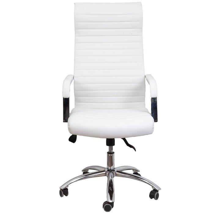Компьютерное кресло Grid A белого цвета