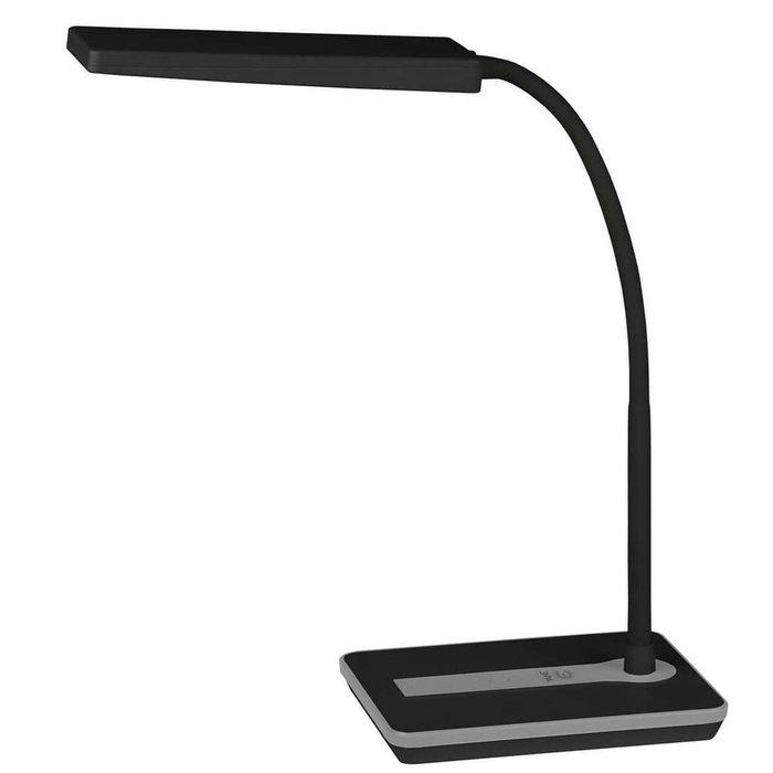 Настольная лампа Nled черного цвета