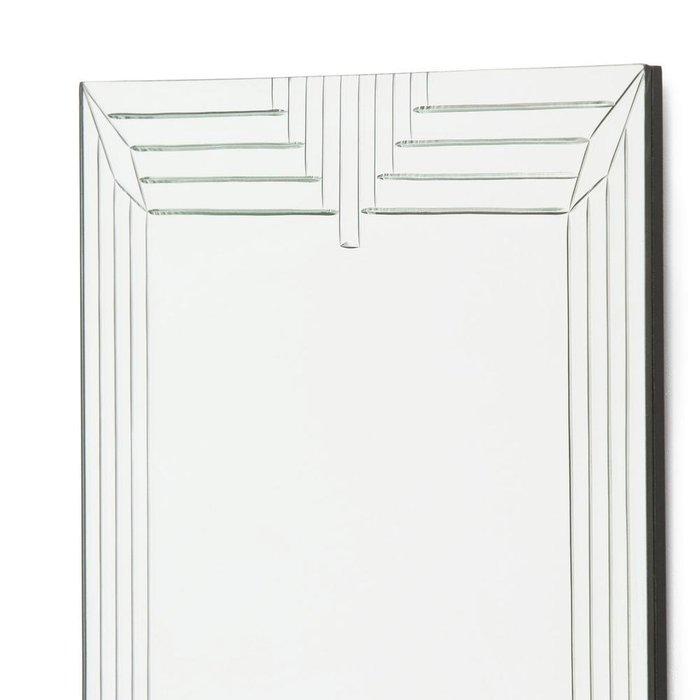 Настенное зеркало Valga с гравировкой