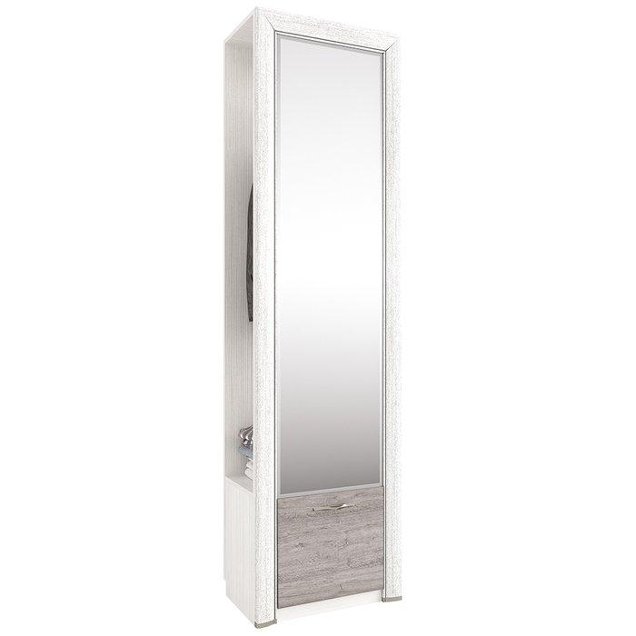Шкаф для прихожей Olivia с зеркалом