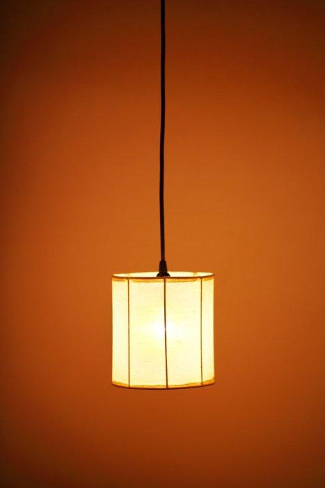 Подвесной светильник Восьмигранник Белый