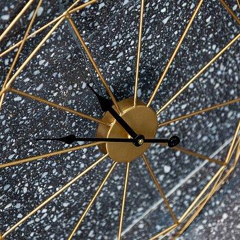Часы Барфилд Голд цвета матовое золото