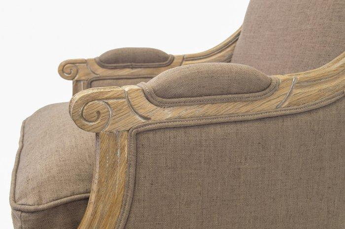 Кресло Coolman из массива дерева