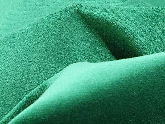 Пуф Саваж зеленого цвета