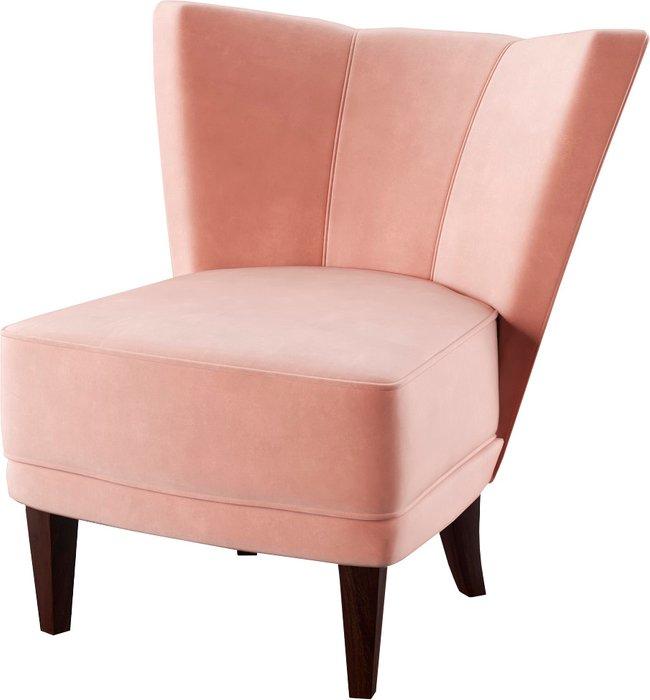 Кресло Viola розового цвета