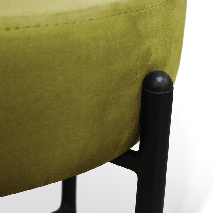 Пуф Alioth зеленого цвета
