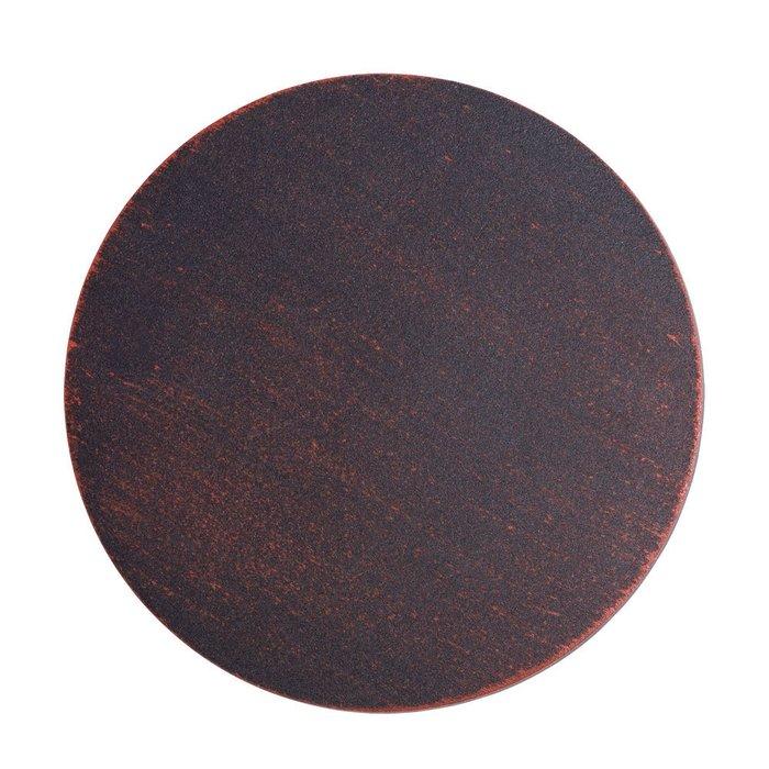 Уличный настенный светильник Nimbo коричневого цвета